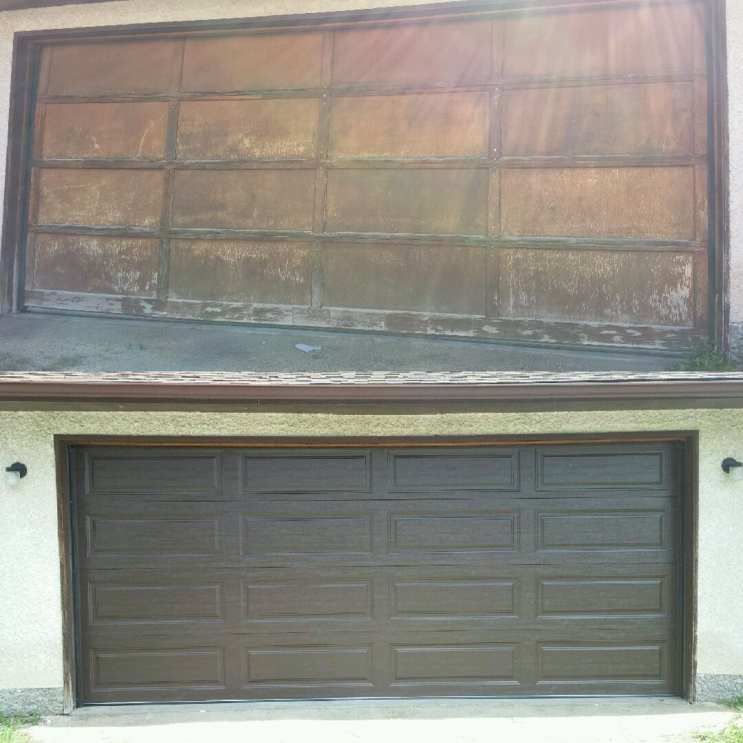 Garage Doors Winnipeg >> Garage Door Photos Winnipeg Gallery Transcona Overhead